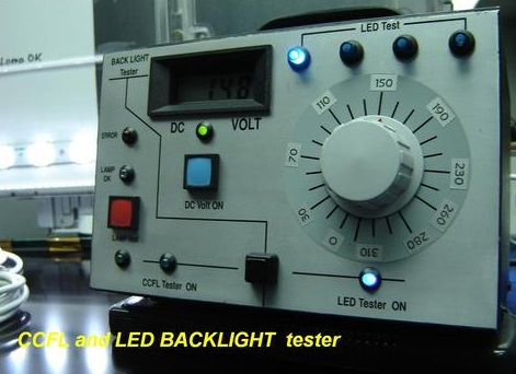 LCD TV BACKLIGHT TESTER
