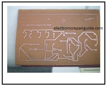 clening pcb board