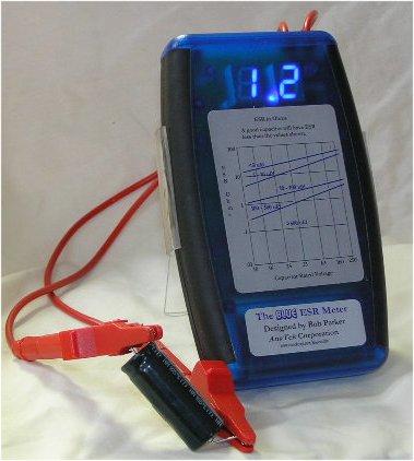 BLUE ESR METER / BLUE RING TESTER Anatekesrmeter