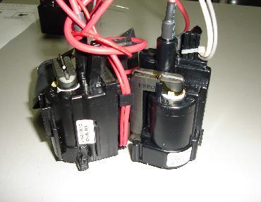 flyback transformer monitor