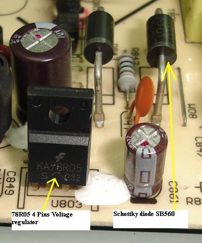 acer al712 lcd monitor repair