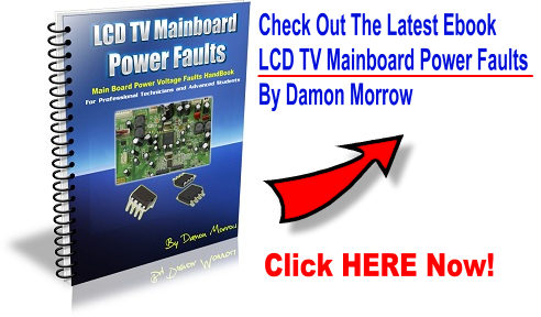 lcd tv repair basic