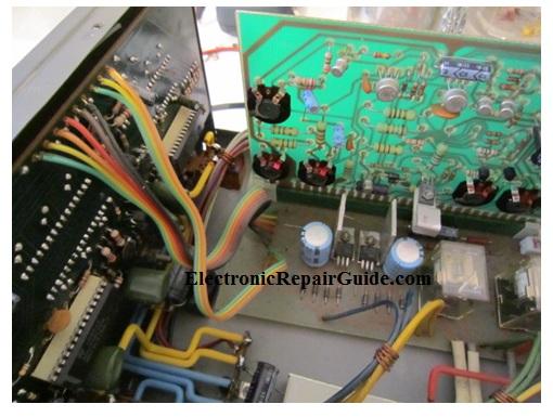 bench power supply repair
