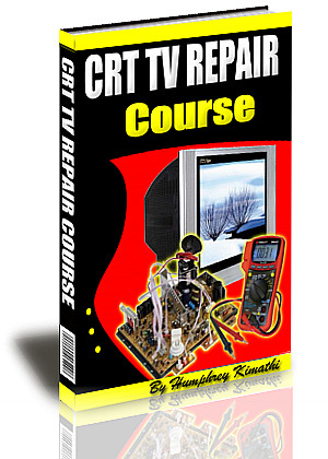 crt tv repair ebookcrt television repair course is an e book covering all the major building blocks in crt television with emphasis given to real life scenario from the