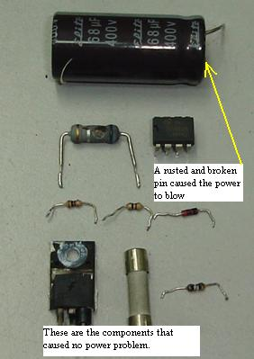 dell e151fp lcd monitor repair