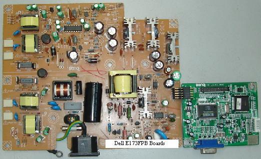 dell e173fpb lcd monitor repair rh electronicrepairguide com dell e173fpb service manual dell e173fpb service manual