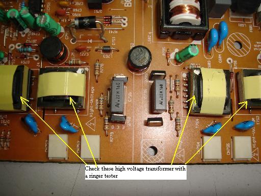 Dell E173fpb Lcd Monitor Repair