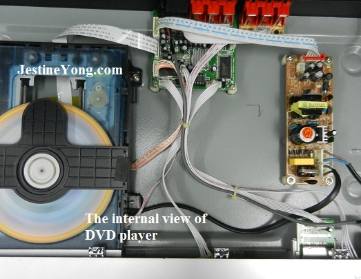 sansui dvd player repaired rh electronicrepairguide com