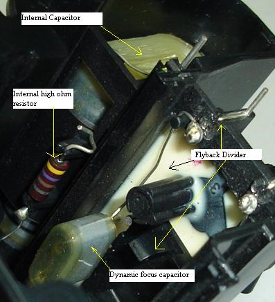 monitor flyback transformers
