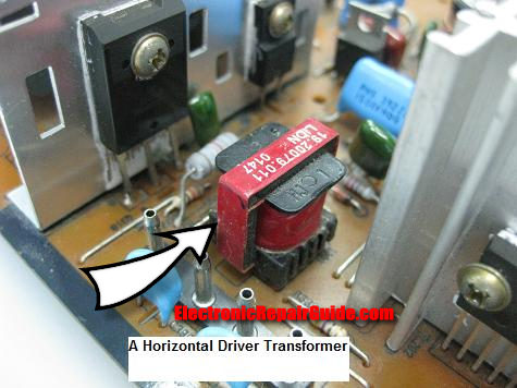 repair transformer in tv