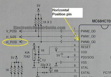repair microcontroller circuit