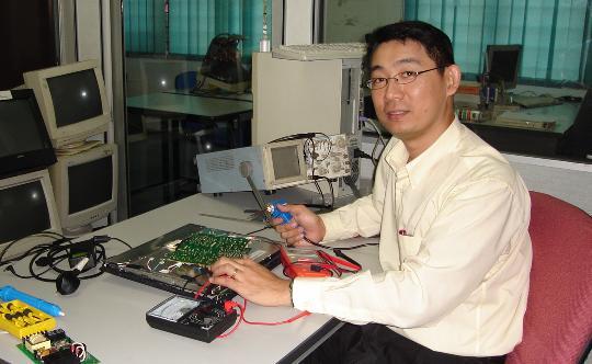 Repair electronics guide.