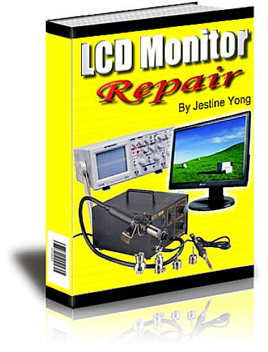 Dell E151fpb Lcd Monitor Repair