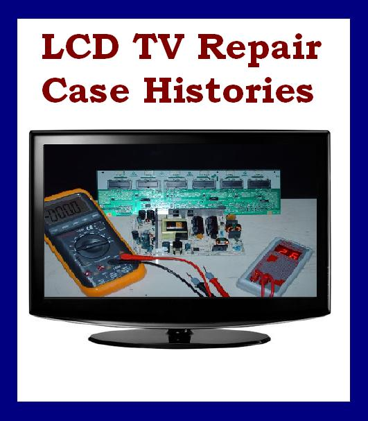 Lcd television repair case histories this guide is straight to the point a compilation of common lcd tv makes and models the failure symptoms and what was done to repair the tv fandeluxe