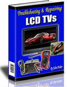 lcd television repair ebook rh electronicrepairguide com Book TV Archives CBS TV Guide Tonight