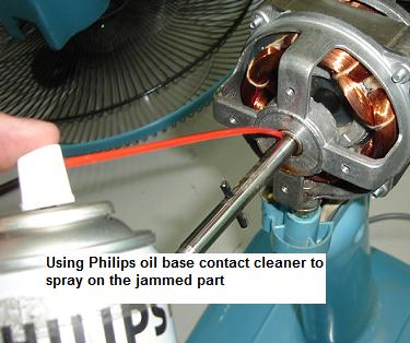 philips contact cleaner