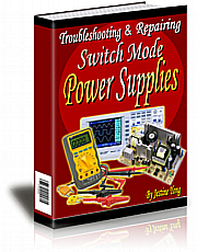 """Troubleshooting & Repairing Switch Mode Power Supplies ""."