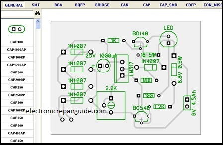how to make pcb, schematic
