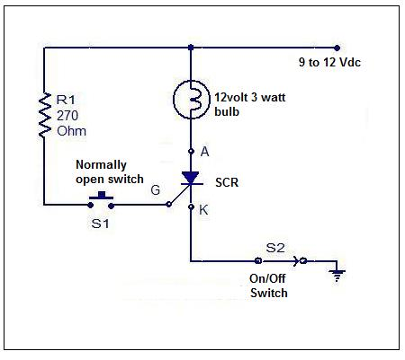 Scrtester on light switch wiring diagram power