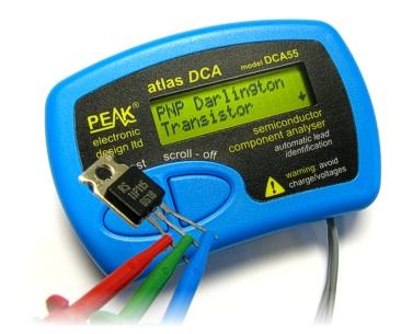 peak atlas analyzer