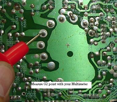g2 voltage